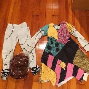 Girl's Nightmare Before Christmas Costume